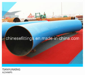 API A234 Wp5 Seamless Alloy Steel Bend of Pipe Fittings pictures & photos