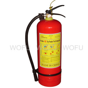 5kg Bc Dry Powder Fire Extinguisher pictures & photos