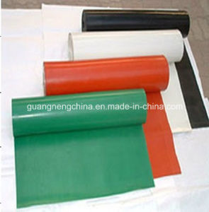 Color Industrial Rubber Sheet, Anti-Abrasive Rubber Sheet, Natural Rubber Roll pictures & photos