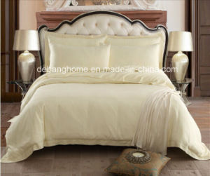 Elegant Jacquard Design 100% Cotton Hotel Bedding Set pictures & photos