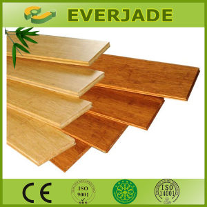 Vertical Natural Bamboo Flooring in China pictures & photos
