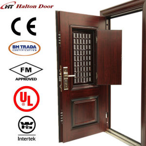 Security Steel Door for Entrance Commercial Building