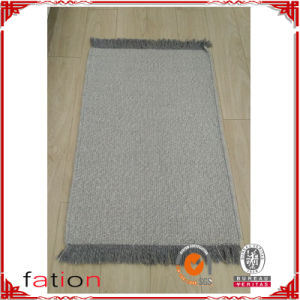 100% Cotton Woven Rugs Bedroom Shag Rug Mat 1.6′x2.6′ pictures & photos