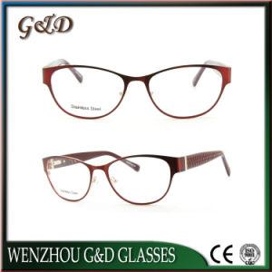 High Quality Popular Metal Eyewear Eyeglass Optical Frame pictures & photos