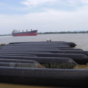 Launching and Upsliped Marine Airbag for Cofferdam, Shipyards and Heavy Lift pictures & photos