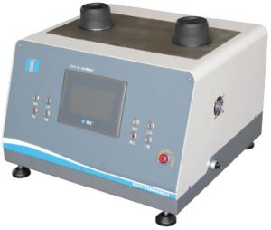 Zxq-5s Automatic Double Head Mounting Press Machine for Lab Testing pictures & photos
