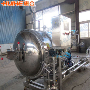 Staninless Steel Full-Automatic Steam Autoclave Sterilizer pictures & photos
