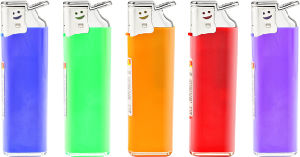 Smile Electronic Lighter (DY-032)