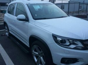 Auto Parts Running Board/Electric Side Step for Volkswagen Tiguan pictures & photos