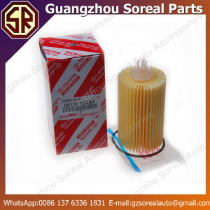 Hot Sale Auto Part Filter Oil Filter 04152-Yzza4 for Toyota pictures & photos