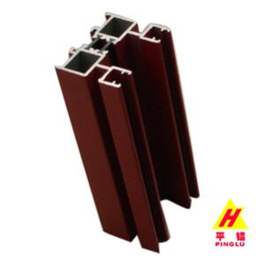 Powder Coating Thermal Break Aluminium Profile