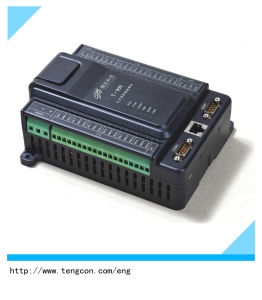 12PT100 PLC Controller T-906 Modbus/TCP PLC Controller pictures & photos
