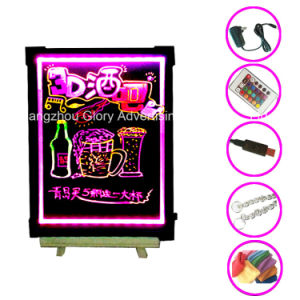 LED Writing Board LED Menu Board pictures & photos