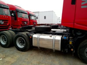 2017 China Iveco 6X4 Tractor Truck with Best Price Hot Sale pictures & photos