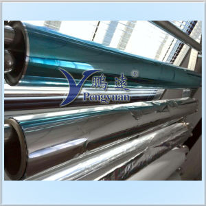 Silver Aluminized Pet Coated PE Film pictures & photos