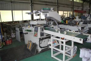 Wjmq350 High Speed Die-Cutting Machine