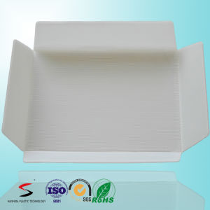 PP Collapsible Corrugated Box Plastic Corrugated Turnoverbox Collapsible Standard Box pictures & photos