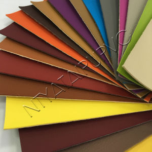PVC Leather Stocklot for Sofa, Car Seat, Bag pictures & photos