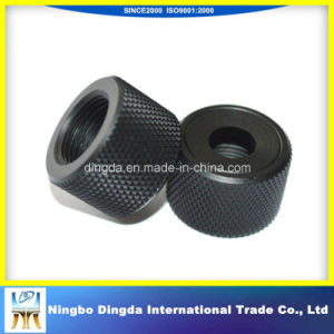 CNC Machining Parts with Knurled pictures & photos