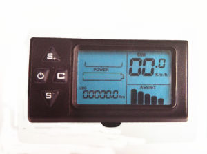 Electric Bicycle LCD Display