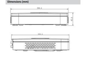 Dahua 8channel Smart 4K&H. 265 Lite Security CCTV NVR (NVR4108-4KS2) pictures & photos