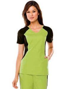 Women′s Scrub Uniform, Medical Uniform Can Be Custom --LCM02 pictures & photos