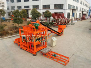 Topmac Brand Concrete Block Making Machine pictures & photos