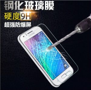 Mobile Screen Protector for Samsung J5 Glass 0.3mm/2.5D pictures & photos