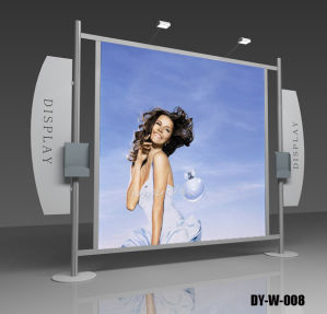 Backdrop Display Banner Stand (DY-W-008) pictures & photos