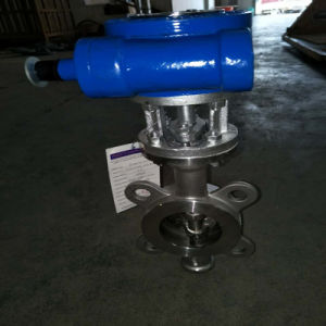 Hard Seal The Wafer Butterfly Valve pictures & photos