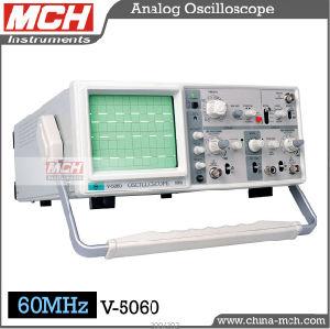 60MHz Analog Oscilloscope Dual Channel Oscilloscope (V-5060)