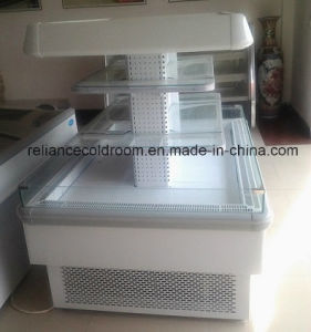 New Style Commercial Crown Display Chiller pictures & photos