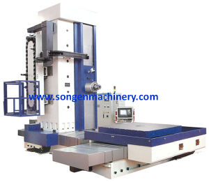 CNC Planer Type Horizontal Boring Mill pictures & photos