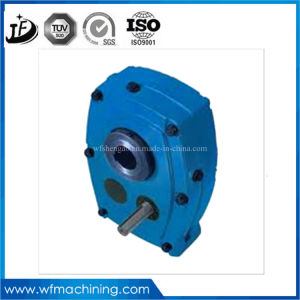 OEM Casting Mechanical Power Transmission Mounted Gear Box for Mini Machine Gearbox pictures & photos