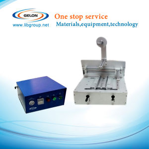 Easy Operation Semi-Automatic Winding Machine for Lithium Battery Lab Use pictures & photos