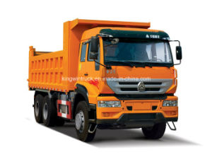 HOWO Dump Truck with 6X4 Driving Type 25tons pictures & photos