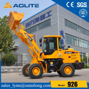 Hydraulic Compact Small Front End Wheel Loader with Joystick pictures & photos
