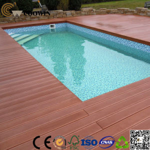 WPC Material Home Building Garden Outdoor Flooring pictures & photos