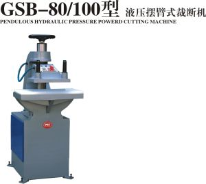 10t Hydraulic Swing Arm Cutting Machine /Clicking Machine /Clicking Press