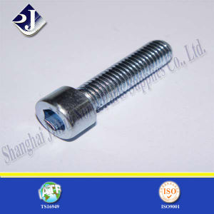 Zinc or Black DIN912 Hex Socket Cup Screw Price pictures & photos