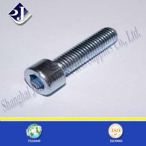 Zinc or Black DIN912 Hex Socket Cup Screw Price pictures & photos