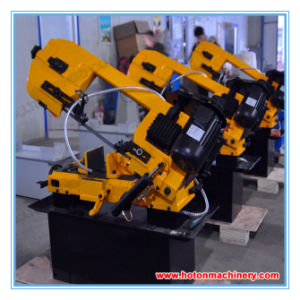 Horizontal Metal Cutting Band Sawing Machine (BS-712N) pictures & photos