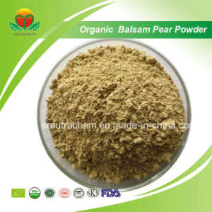 Manufacturer Supplier Organic Balsam Pear Powder pictures & photos