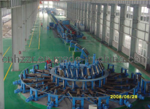 API Oil Pipe Making Machine