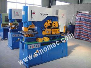 Q35y-30 Combined Hydraulic Metal Punching Machine pictures & photos