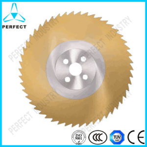 Tin HSS Dmo5 Circular Saw Blade for Stainless Steel pictures & photos