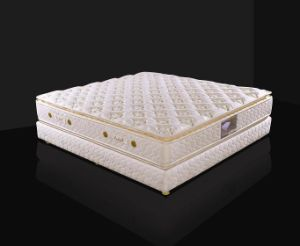 Pocket Spring Latex Foam Mattress (K13) pictures & photos