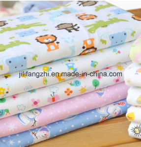 Baby/Bedding/Printed/Combed/Flannel Fabric pictures & photos