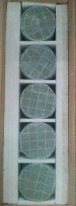 Ceramic Silicon Carbide Diesel Particulate Filter DPF Honeycomb Ceramic pictures & photos