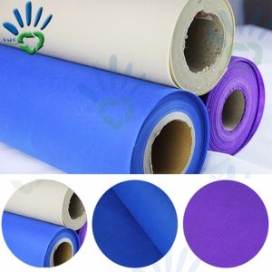 PP Spunbond Nonwoven Fabric for Fire Resistant Wall Paper pictures & photos